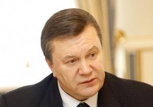Янукович поручил построить такие дороги, чтобы проехать всю Украину за 13 часов