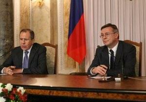 Лавров не убедил главу МИД Украины в перспективности Таможенного союза - Ъ