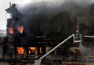 Число жертв пожара в Калькутте достигло 24 человек