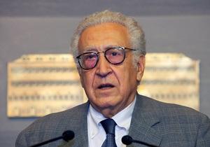 Спецпредставитель ООН начнет переговоры с сирийским руководством