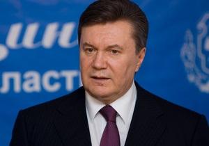 Янукович планирует увеличивать ВВП Украины как минимум на 100 млрд грн ежегодно