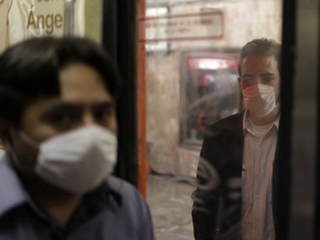 Грипп A/H1N1 добрался до Азии
