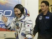 Первая южнокорейская женщина улетела в космос
