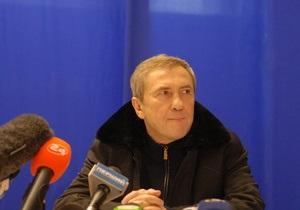 Черновецкий отказался купаться в проруби