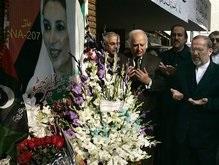 Мушарраф: Беназир Бхутто сама виновна в своей гибели