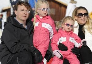 Нидерландский принц провел в коме уже девять месяцев