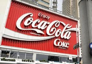 Рекламная акция Coca-Cola провалилась из-за неприличных сообщений посетителей