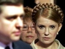 Тимошенко: Они нас так просто на политический хук не возьмут