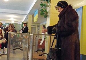 Комитет избирателей назвал  главную проблему  на выборах в Украине