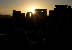Новости науки - день летнего солнцестояния: Сегодня день летнего солнцестояния