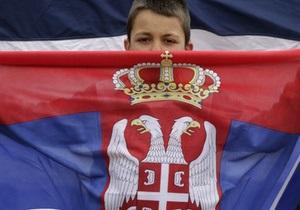 Кабмин утвердил соглашение о безвизовом режиме с Сербией