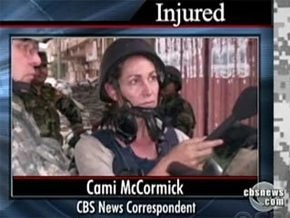Корреспондент телекомпании CBS серьезно ранена в Афганистане