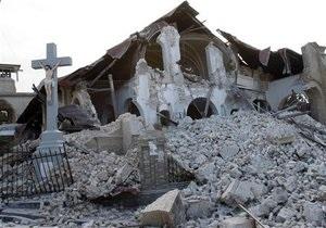 Жертвами землетрясений на Гаити стали 212 тысяч человек