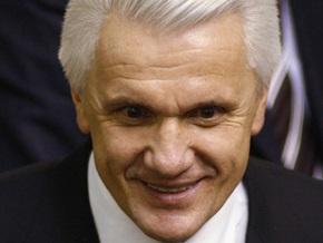 Литвин заверил парламентариев Великобритании, что в Крыму войны не будет