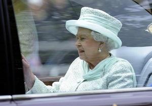 В Лондоне прошел парад в честь официального дня рождения Елизаветы II
