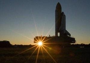 NASA назначило дату запуска Endeavour к МКС