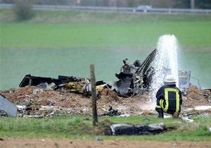 В Германии разбился штурмовик ВВС США