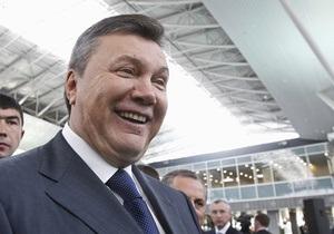 Президент Украины считает, что пришло время ускоренного развития реального сектора экономики