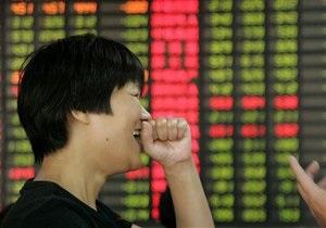 Китайский фондовый рынок упал, Nikkei в плюсе