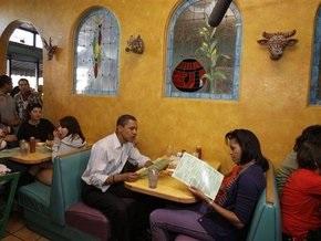 The Times назвала десятку любимых блюд Обамы