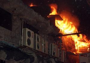 На Пхукете сгорел ночной клуб: есть жертвы