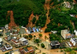 Из-за дождей в Бразилии пострадали более 60 городов
