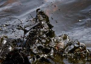 Инженеры компании Shell остановили утечку нефти в Северном море