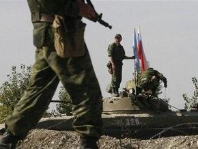 Войска РФ покинули грузинское село на границе с Южной Осетией