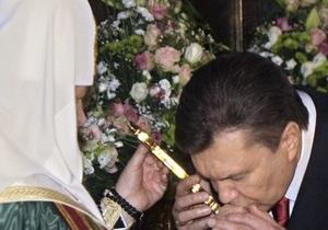 Ъ: Виктор Янукович взойдет на Западе