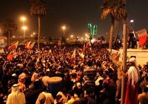 Монархии Персидского залива поддержали власти Бахрейна в борьбе с массовыми протестами