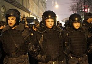 На период выборов в Москве будет сосредоточено четверть всего ОМОНа России