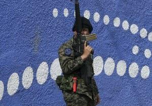 Национальная гвардия США приступает к охране границы с Мексикой