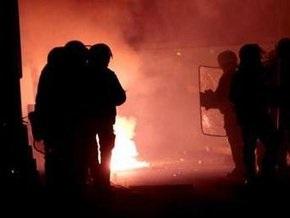 Неизвестные подожгли офис греческого замминистра