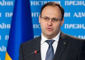 Ведомство Каськива потратило 99,5 тыс. грн на обработку фото с форума во Франции