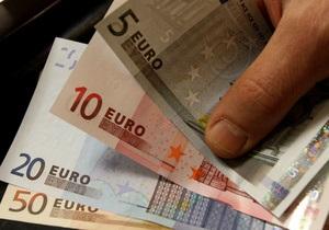 Межбанк открылся падением котировок по евро