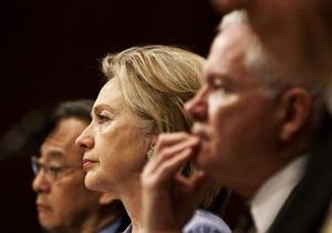 Клинтон перечислила достоинства нового договора об СНВ