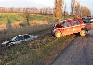 Подробности ДТП в Винницкой области: пьяный водитель столкнулся с милицейской машиной