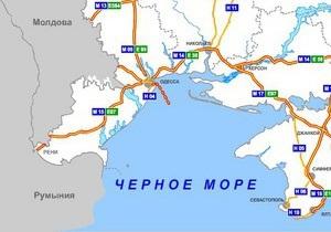 В Одесской области на десять дней закрыли трассу международного значения