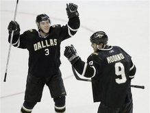 NHL: Звездная ночь
