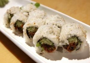 В Полтаве изготовят самый большой суши-ролл