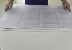 Источник: Прокуратура возбудила дело по факту фальсификации бюллетеней в Ивано-Франковске (обновлено)