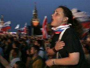 Newsweek: Молодые россияне не признают западных ценностей и симпатизируют Сталину