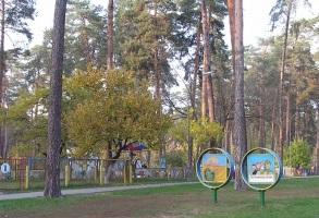 В Киеве в парке имени Малышко нашли снаряд времен Второй мировой