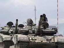 Грузия признала, что российские войска контролируют Цхинвали