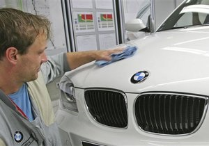 BMW нарастил продажи и прибыль, за год рассчитывает продать рекордные 1,6 млн авто