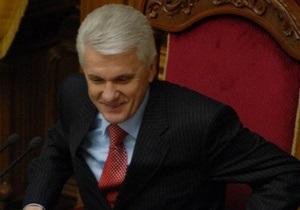 Литвин получил от Медведева Орден дружбы