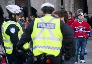 Полиция предотвратила теракт, запланированный на День Канады