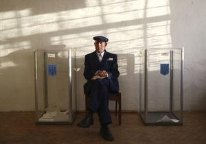 ЦИК Украины зарегистрировала уже 2688 международных наблюдателей
