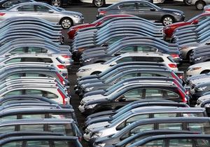 Каждый четвертый б/у автомобиль в Украине - немецкий