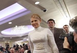 Тимошенко заявила, что все экзит-поллы, кроме национального, являются заказными